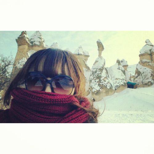 Cappadocia Selfie Turkey Travel