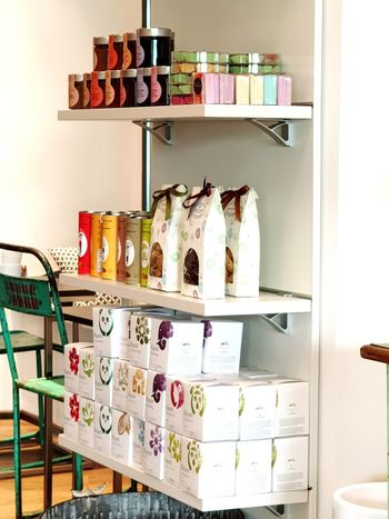 No Filter, No Edit, Just Photography No Filter Community Italy Bar Cafe Cookies Tea Bookshelf Shelf Variation Shop Retail Display Store Window