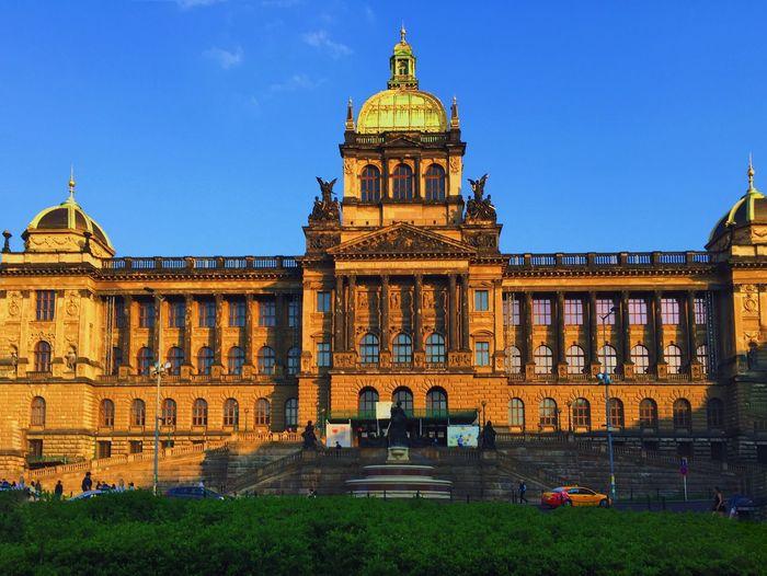 The golden city aka Prague 😍 Prague Europe Urban Architecture IPSUrban First Eyeem Photo