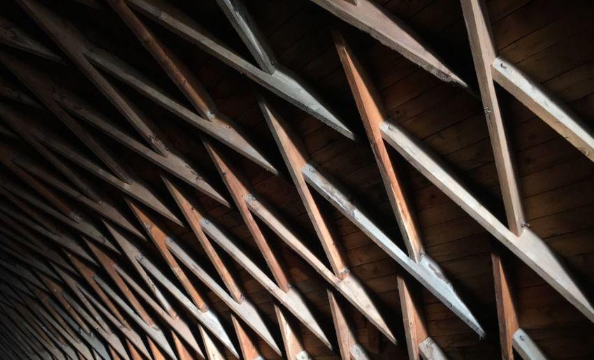Full Frame Shot Of Built Structure