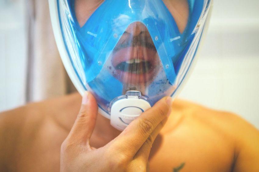 Ready to dive? EyeEm Best Shots - My World Open Edit Snorkeling Mask Selfportrait Selfie ✌ Enjoying Myself Easybreath Diving Time EyeEm Best Edits