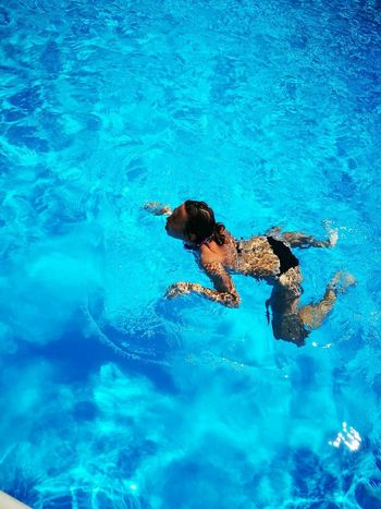 EyeEm Selects Swimming Pool Blue Water Swimming Underwater One Person Real People Vacations Day Young Adult Adults Only Nature Outdoors People UnderSea Costume Da Bagno Costume Cuffia Piscina Natural  Piscina Nuotare Nuoto Nuotoinacquelibere Piscina Natural