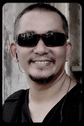 me (blackwater version) Jakarta Selfpotrait