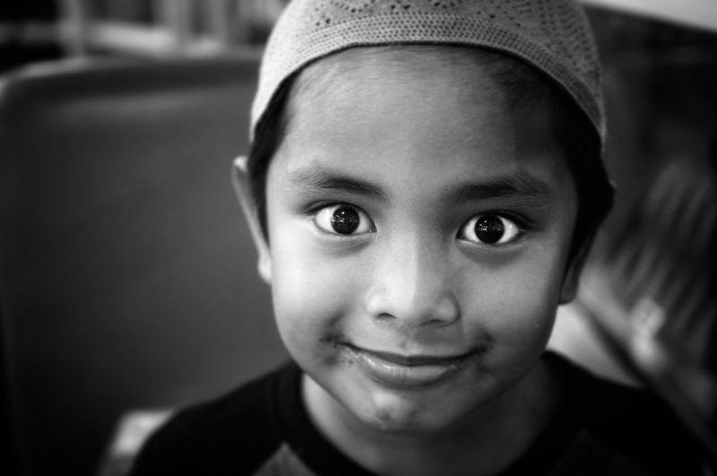 Staring Contest Kids Portrait Kids Portrait Photography Blackandwhite Black And White Portrait