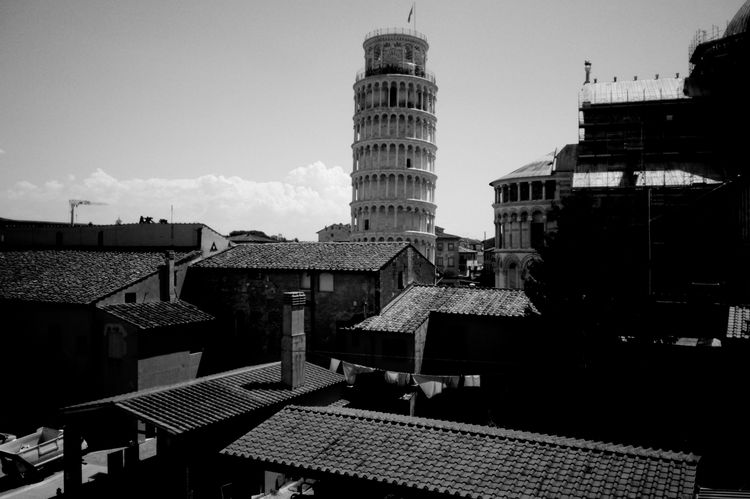pisa tower Skyscraper Apartment Business Finance And Industry