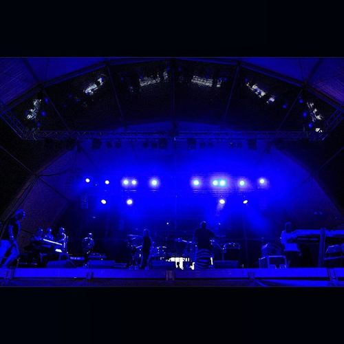 KASSAV getting ready to go on stage... Kassav FESTIVALZOUKMCEL Maputo Moçambique zouk