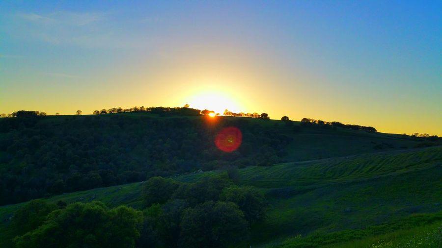 Goodnight Sun.