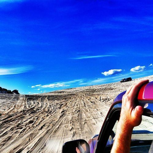 Having Funny Offroad ride in Tworocks close to Perthcity with @methodcz 💜🌞😍🌏🌍🌎💓👉🏄🙈🚜 desert 4x4 jeep sun happy adrenaline sand jumping sundayfunday instalike instagood traveling travel travelgram warrenjc