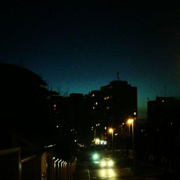 Cominghome Night Alone