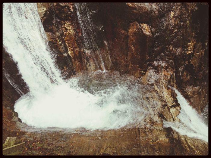 Les Gorges Du Durnand Valais