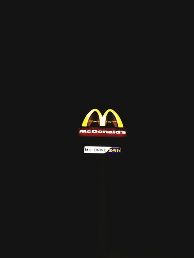 Macdonald's Photo Night Summer 2017 City Sky Neon Architecture Arts Culture And Entertainment No People