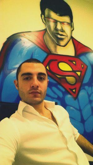 Superman Man Of Steel My Best Hero Office Hours