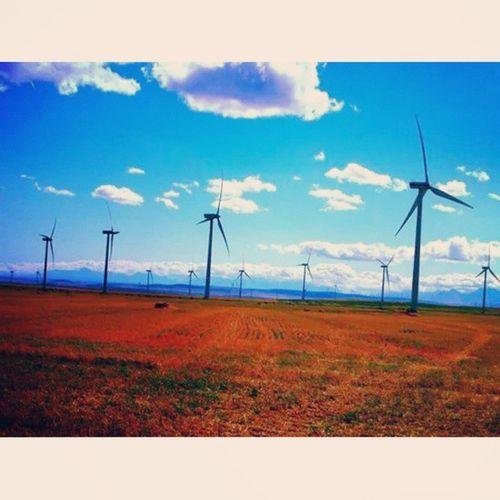 Feel za powah Imagenerator Roadtrippin Alberta Canada eh