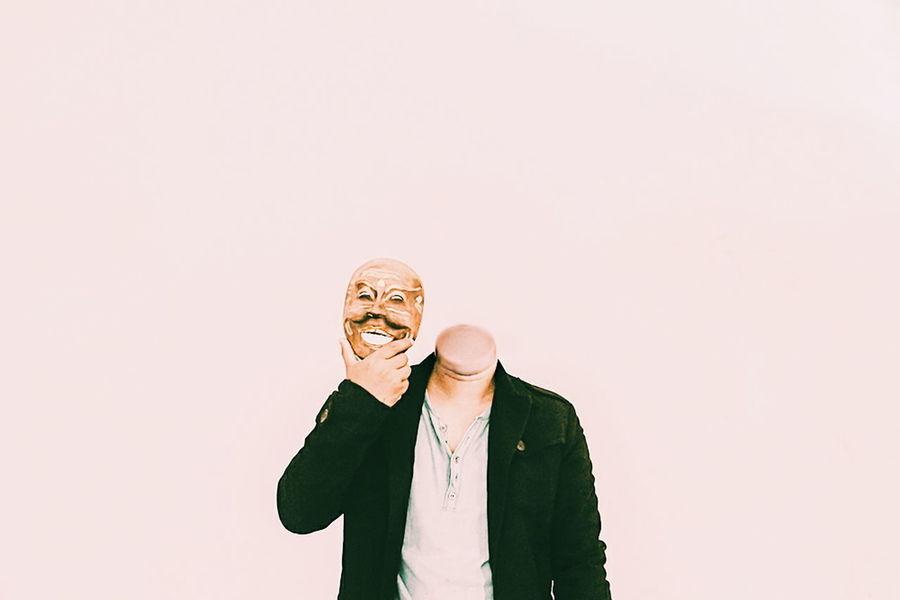 Keep be ur self Mask Facemask Masked Maskcraft Digital Art Digitalimaging Art Surealism