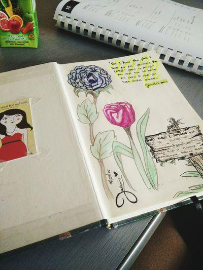 Always beloved.. Drawings Tulips Bluerose Dearfriend