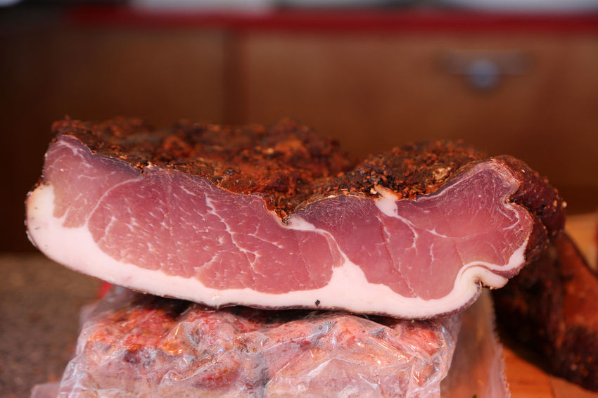 Ham Beef Butcher Close-up Day Farmer's Ham Focus On Foreground Food Food And Drink Freshness Indoors  Meat No People Pork Protein Raw Food Ready-to-eat SLICE Steak Tyrolian