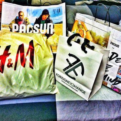 Forieng H &mPacsun