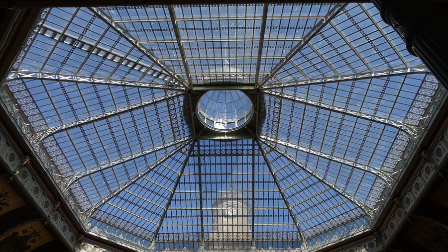 Octogon Pattern Dome Architecture Built Structure Sky Cupola Directly Below Architectural Design Geometric Shape Architecture And Art Architectural Detail The Architect - 2018 EyeEm Awards