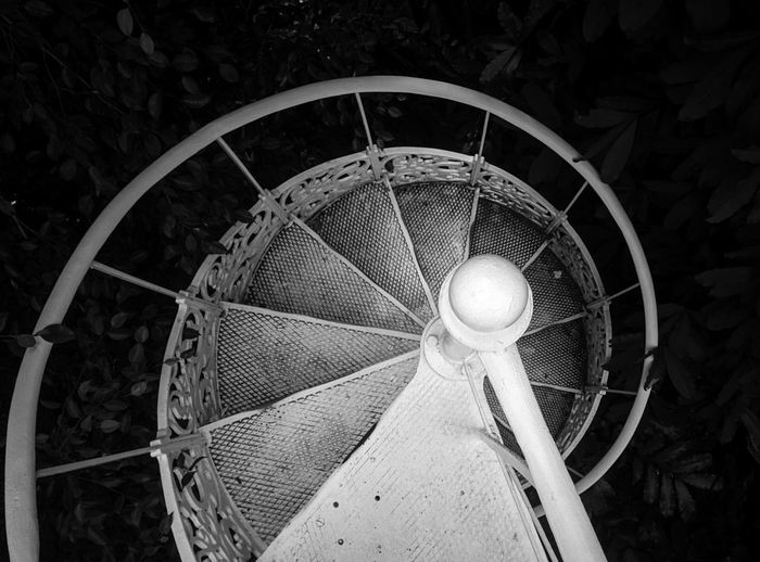 Spiral in Copenhagen Black And White Bnw Bnw_collection Bnwphotography Infinity Old-fashioned Perfect Spiral Spiral Staircase Staircase Stairs The Architect - 2017 EyeEm Awards