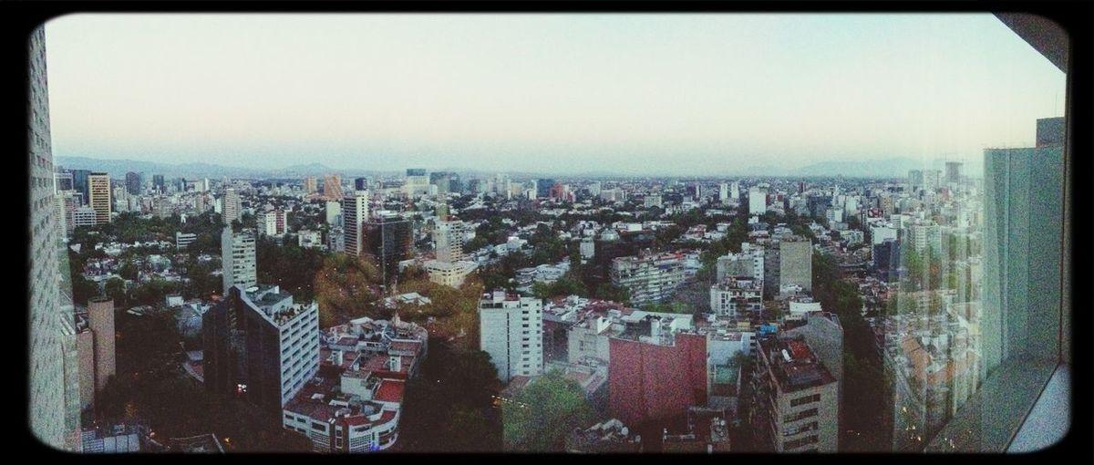 Mas alla del horizonte las llanura nos espera. Mexico Popckorn Hyatt