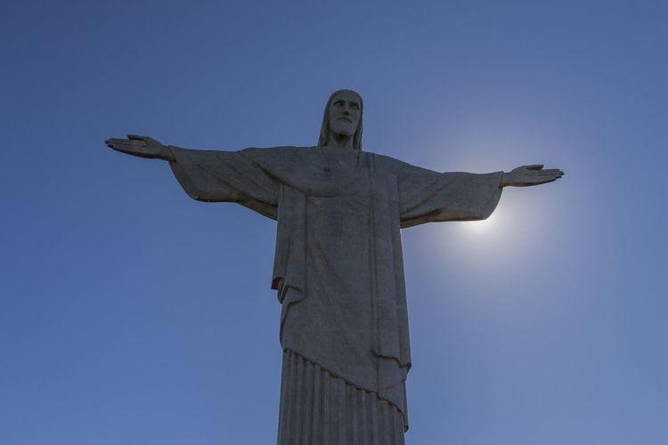 Rio, Cristo