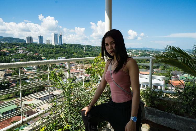 Filipina Model