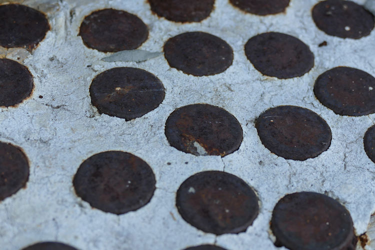 Bottle Cap Art Bottle Caps Close-up Day Full Frame Nature No People Outdoors Texture