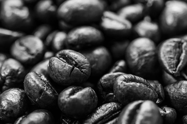Coffee - pure natural ENERGY ARTsbyXD Backgrounds Beautiful Black & White Black And White Blackandwhite Blackandwhite Photography Close-up Coffee Coffee Bean Day Food Food And Drink Freshness Full Frame Group Of Objects Healthy Eating Indoors  Kaffee Large Group Of Objects No People Poster Raw Coffee Bean Still Life Textured