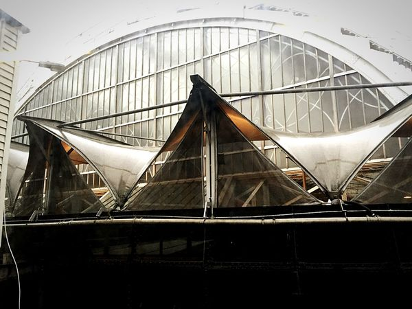 Strange attractors Notes From The Underground Paddington Station London Architecture Railwaystation Buildings Penguins