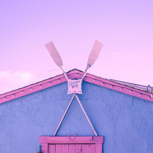 Daydream in pink and blue