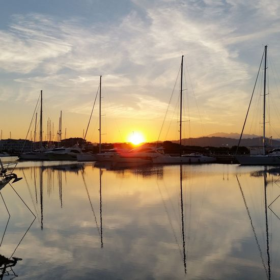 Olbiamare Molo Turistico Moys Tramonti_italiani Sea_collection