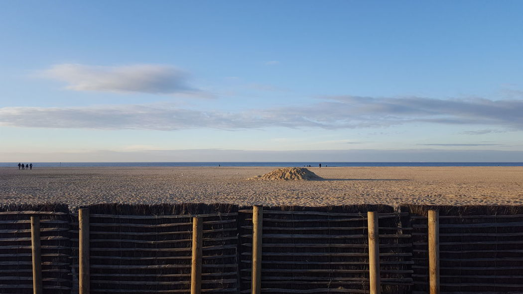 Sky Outdoors No People Day Beach Beauty In Nature Nature Deauville Deauvillebeach Deauvillefilmfestival
