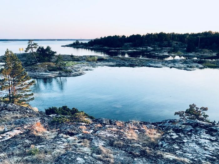 Summer in archipelago Archipielago Water Sky Tranquility Sea Beauty In Nature Scenics - Nature Nature