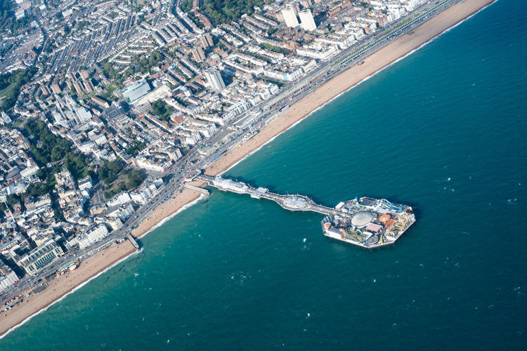 Brighton from