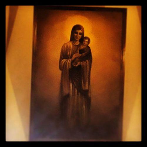 Church Icon Virgin_Marie