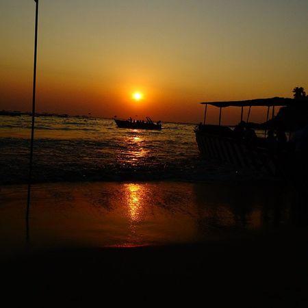Ngma Puneinstagrammers Sunset Punediaries Boat Beach Goa Waycoolshots Rsa_light Photopport_unity Photodrobe Insta_vibrant Instagood Instacool Igs_world Igs_asia Afadingworld PickMyGoaPic