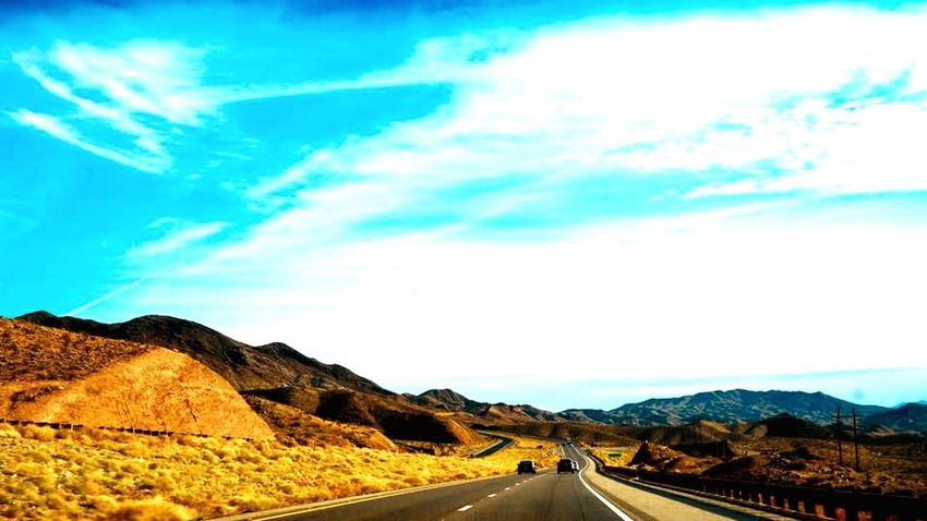 On The Road ! #power Of Nature Trip Alone #popular #LM Eyemphotography EyeEm Nature Lover EyeEm Best Shots #Colorado Road The Way Forward Transportation Sky Landscape Cloud - Sky Outdoors Mountain No People Tranquility Road Sign Mountain Road Nature Day Beauty In Nature