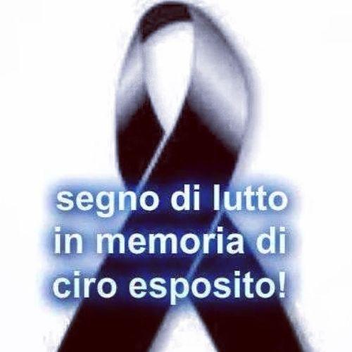 Lutto_cittadino Per_non_dimenticare Nel_cuore_di_tutti_per_sempre Ciro_vive_in_noi