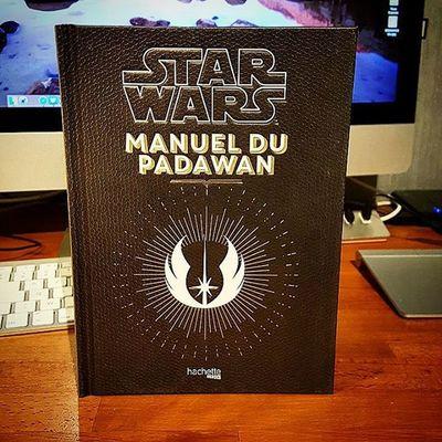 Arrivage de la semaine : Starwars Le manuel du Padawan Hachette Heroes Collection