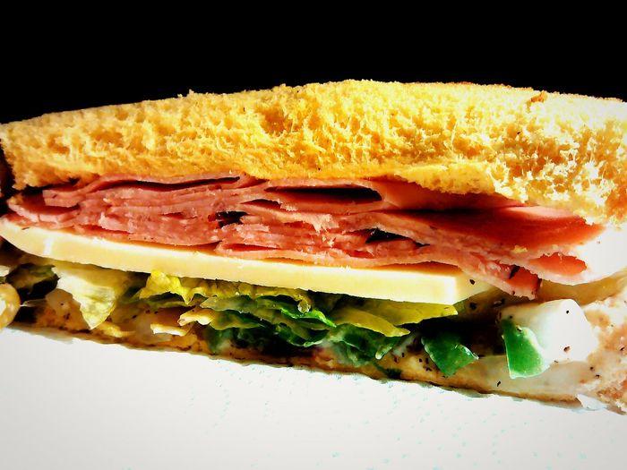 Sandwich Foodphotography Food Porn Sandwich Time Sandwhichmaker Blackforestham