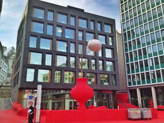 Art Places HDR Urban Landscape