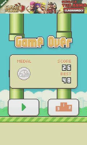 Flappy Bird Game Score Have Fun