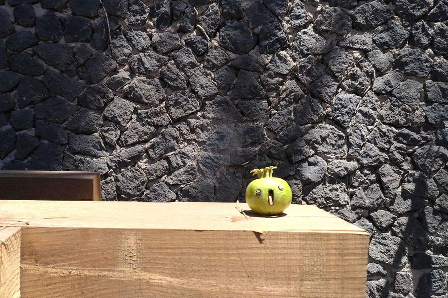 Apple Pompei Scavi No People Green Tranquil Scene Happyface Representing Colors Of Nature EyeEmNewHere
