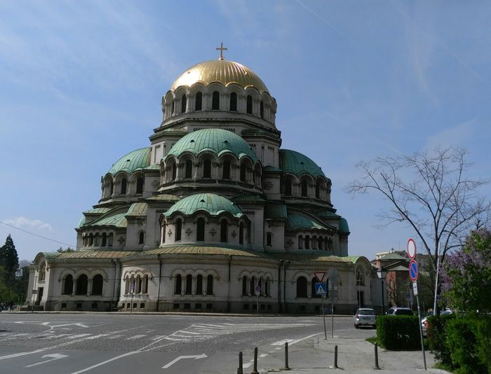 Alexander Nevski Cathedral, Sofia City Architecture Hanging Out Photography