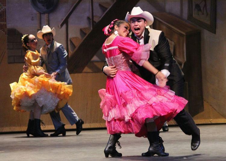 Dance La Joya ISD Folklorico