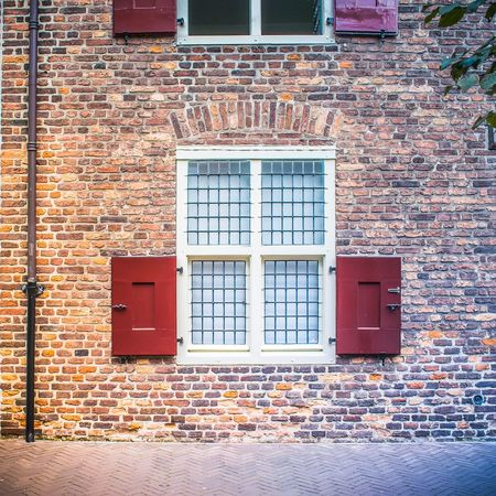 EyeEm Selects Window Brick Wall Architecture Building Exterior Built Structure No People Day Outdoors