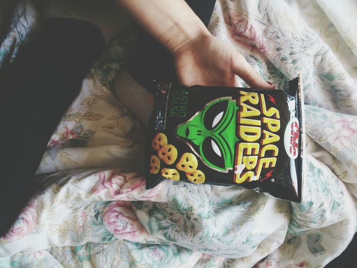 Chio Astrosalsa Chips Spaceraiders