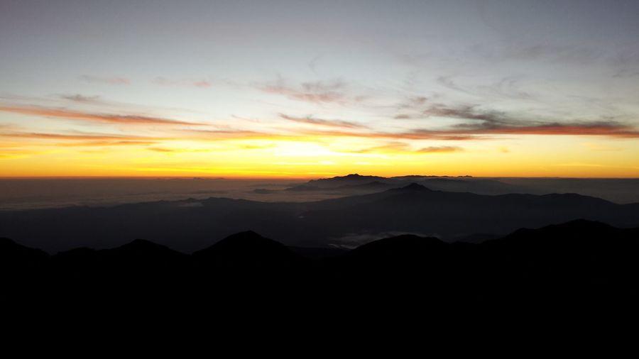 Costa Rica Cerro Chirripo Chirripo Parque Nacional Chirripó Cumbre CIMA Punto Más Alto De Costa Rica