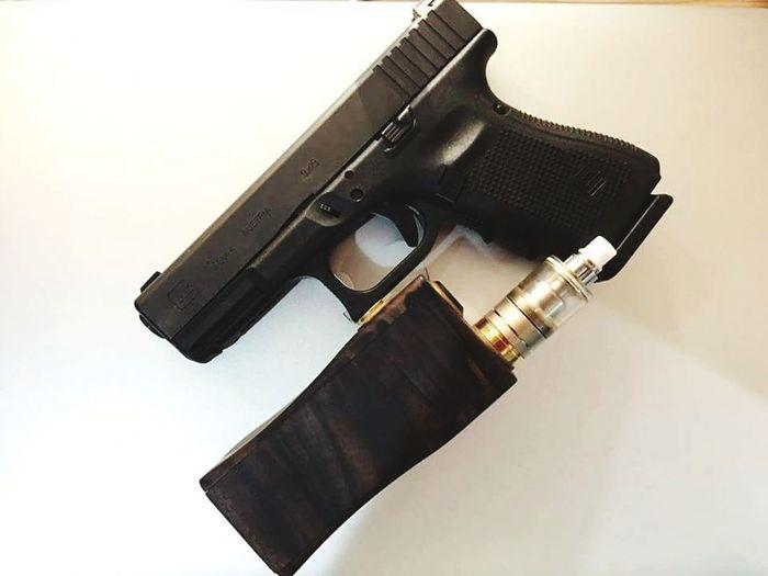 This is love Glock19 Ecig Ecigarette Gun