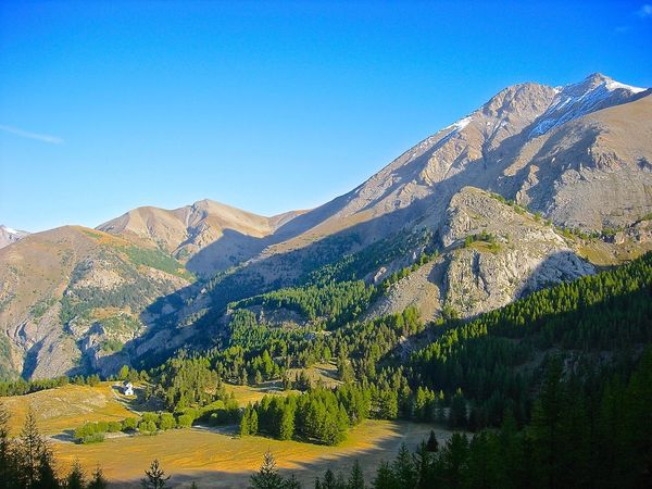Les Alpes Landscape EyeEm Nature Lover Eyem Best Shots Nature_collection EyEm Best Shots - Landscape Mountains And Sky Nature Hicking Mountain View Without Filters